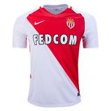 Camiseta As Monaco 2016/2017 Por Encargue Casacas Uy