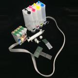 Sistema Continuo Para Impresoras Epson Stylus T0911n-t0914n