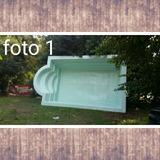 Pileta De Fibra D Vidrio Reforzadas5.60x3.10x1.50 De Profun