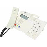 Aparelho Telefone Com Fio E Identificador (domo) Ox