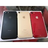 Iphone 7 32gb (negro Y Dorado)