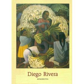 Libro Subasta Único Oportunidad Diego Rivera Retrospectiva