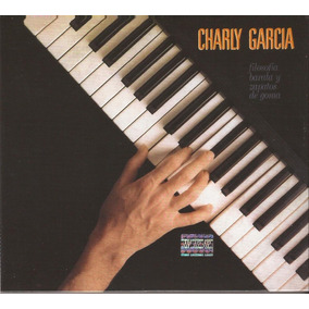 Charly Garcia - Filosofia Barata Y Zapatos De Goma Vinilo