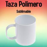 Tazas Plasticas Polimero Para Sublimar