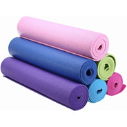 Mat Yoga Pilates 6mm Colchoneta De Goma Eva Colores / Lhua