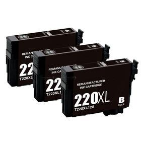 Reman 220xl 220 Cartuchos De Tinta Xl De E P S O N Workforce