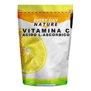 Vitamina C - Acido Ascorbico 500 Gr. 100% Pura