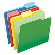 Las Carpetas De Archivos Cutless Pendaflex, Tamaño Carta, 1