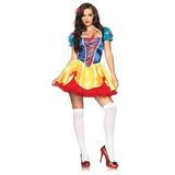 Cuento De Hadas Blancanieves Sexy Adult Costume
