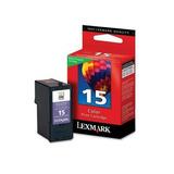 Lexmarktinta Lexmark Color 15