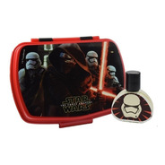 Set  Snack Box De Star Wars + Perfume Para Niños
