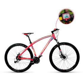 Bicicleta Mountain Bike Top Mega Envoy T18 R29 27v Shimano