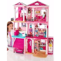 Casa Da Barbie Drean House 3 Andares Completa