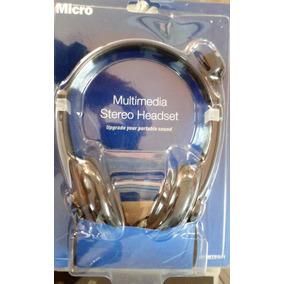 Audifonos Con Microfono Pc, Laptop Precio Oferta