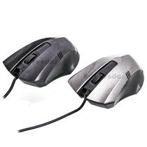 Mouse Laser Gamer Usb 1200 Dpi Pc Note Alta Precisão P/ Jogo