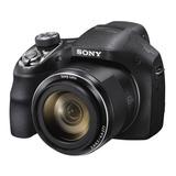 Camara Digital Sony H400 Negro 20.1mp/hd/63x/lcd 3 /viewfind