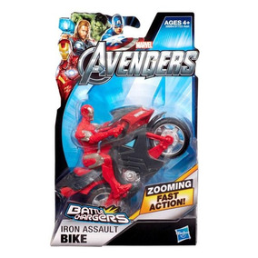 Avengers Super Charger In Motorcycle