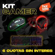 Kits - Mouse y Teclado