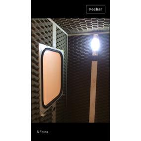 Cabine Acústica Desmontável