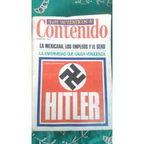 Revista Contenido Hitler 1974