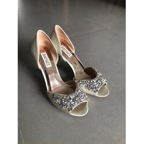 Zapatos De Novia Formales Badgley Mischka
