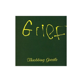 Throbbing Gristle Grief Usa Import Cd