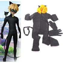 Disfraz Cat Noir Lady Bug Traje Vestidos Disfraces Confetti