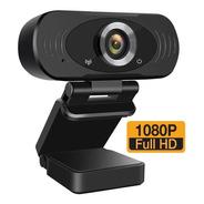 Webcam Noganet Camara Web Para Pc Fullhd 1080p Con Microfono