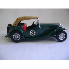 Nico M G T.c 1945 Verde N°3 Yesteryear Matchbox Y 8 (yy 15)