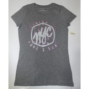 Camisa Camisetas Feminina Abercrombie Hollister Aéropostale