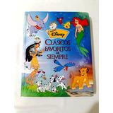 Libro Clásicos Favoritos De Siempre Disney 13 Cuentos