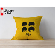 Almofadas Decorativa The Beatles 30x30 Premium