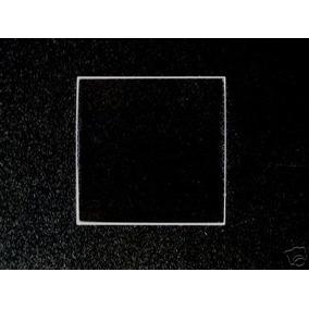 Zafiro Cristal De Reloj De Cartier Santos Adapta A 19.20mm