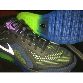 Nike Air Max 2014 Running Nuevos Talla 31mx