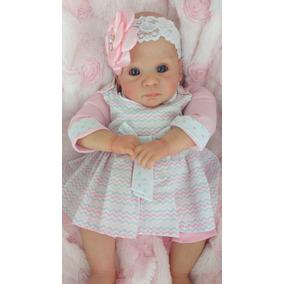 Bebê Reborn Menina Pronta Entrega!!