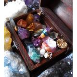 Caja Sorpresa De Minerales, Piedras, Cristales, Cuarzos