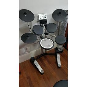 Bateria Eletrônica Roland V-drums Hd-1