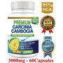 Pure Garcinia Cambogia 3000 Mg 95 % Hca, Advanced Formula