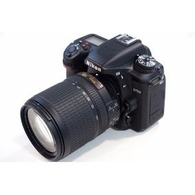 Camara Nikon D7500 Lente 18-140