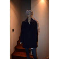 Maria Cher Tapado De Paño Negro Modelo Birkin Promo