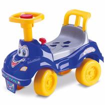 Motoca Infantil Bebe Carrinho Totokinha Azul Cardoso