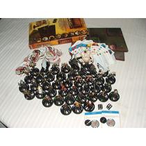 El Hobbit Heroclix Lote De 42 Miniaturas Y Muchas Cosas Más