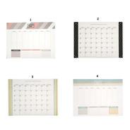 Bloco Planner Mesa Planejamento Mensal Semanal A4 30 Folhas