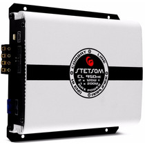 Módulo Amplificador Stetsom Cl950 3 Canais - 950w Pmpo