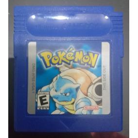 Pokemon Blue Nintendo Gameboy Original