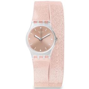 Reloj Swatch Pinkindescent Lk354c Mujer Envio Gratis