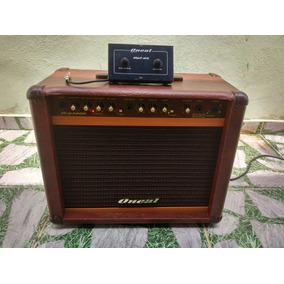Amplificador Oneal Ocg 300r 60w Marrom