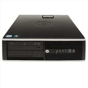 Pc Cpu Ddr3 Hp Core 2 Duo E8200 2.6 4gb Hd160gb Gravador Dvd