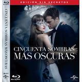 Pack 2 Blu Ray 50 Sombras De Grey + 50 Sombras Mas Oscuras