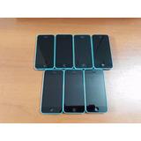 Iphone 5c Azul 16gb Original Desbloqueado